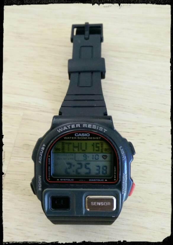 Изображение - Какие часы измеряют давление и пульс casio-bp-100-front