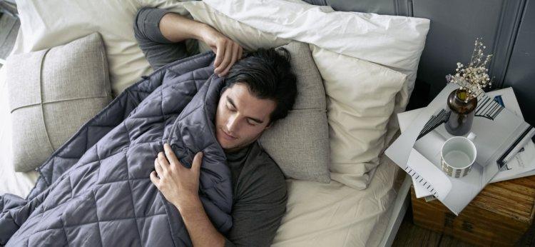 Reviv: умное и экологичное утяжеленное одеяло